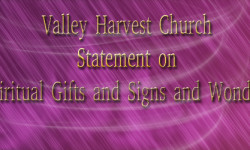 Statement on Spiritual Gifts and Signs and Wonders